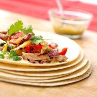Image of Turkey Fajitas, Spark Recipes