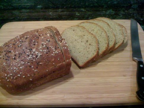 High Protein, High Fiber, Low Carb Bread