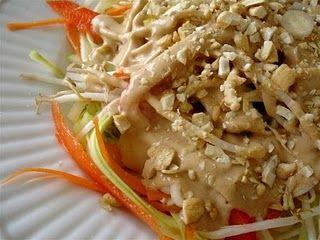 Rawsome Pad Thai