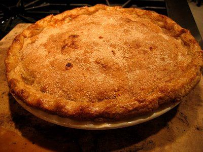 Low Fat Apple Pie