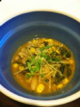 White Bean & Chicken Chili (adapted from Giada De Laurentiis)