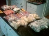 Beaufort Boil Party ~ Cooking Station