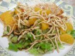 Mandarin Orange Chop Chop Chicken Salad