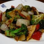 Donna's Chicken Broccoli Stir Fry