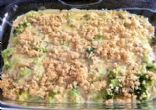 Turkey Brocolli 'n Cheese Casserole