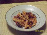 Colleen's Chili Pasta