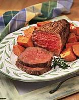 Ginger Pot Roast (cals do not include veggies)