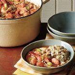 Southern Living's Big Easy Gumbo (modified)