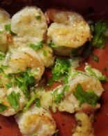 PrairieHarpy's Parmesan Shrimp