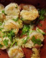 PrairieHarpy's Parmesan Shrimp