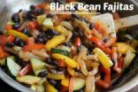 Black bean fajita mix