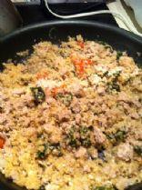 Wendy's Turkey Quinoa