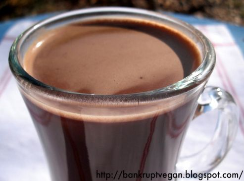 Guilt-Free Vegan Hot Cocoa