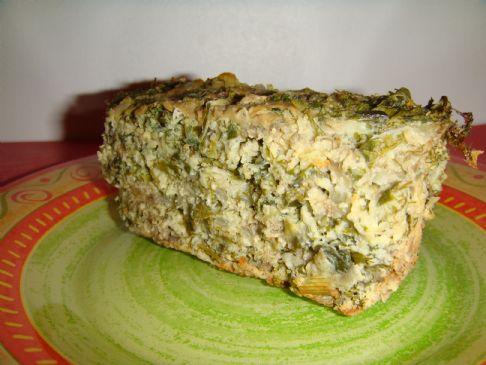 Eggplant Loaf (Drob de vinete)