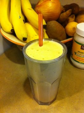 Power Punch Orange Cream Smoothie