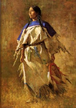 North American & Southern Native American Staple Foods