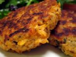 Georgia's Salmon Patties