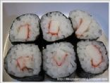 Crab Sushi