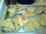 Oatmeal Cranberry Walnut Scones