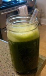 Veggie-Fruit Blended Juice