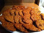 PB2 XF Cinnamon Roll Raisin Oatmeal Cookies (630g total - 29g per cookie)