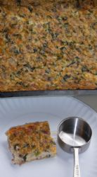 Hearty Breakfast Quiche--Crustless