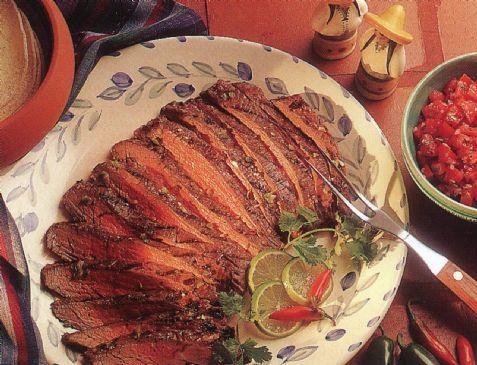 Jamacian Steak