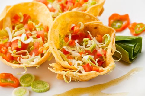 Mini Taco Cups