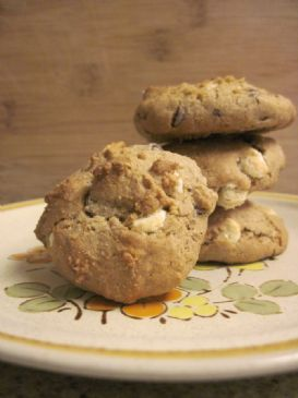 Cleaner Semi-Sweet & White Chocolate Chip Cookies