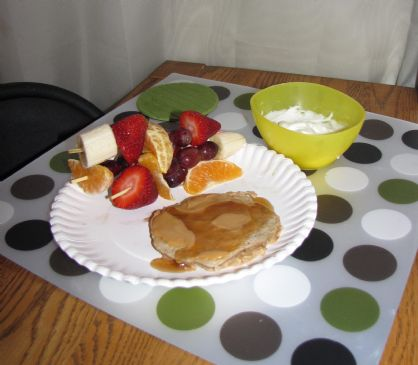 Oatragous  Pancakes- Hungry Girl Adaptation