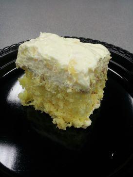 Pig Lickin Cake