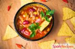 Slow Cooker: Easy Taco Soup