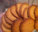 Almond Coconut cookies (serving size = 3)