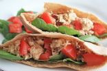 Turkey Pita Sandwiches