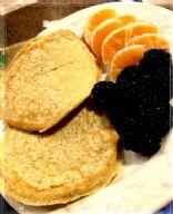 Cleavher's Whole Wheat Pancakes!
