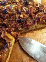 fresh Fig-Cake