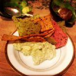 Kicking Avocado Dip