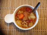 Tammie's Cabbage Soup