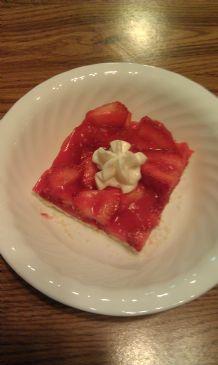 Fresh No Bake Strawberry Pie (Sugar Free)