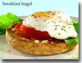 WHF Breakfast Bagel
