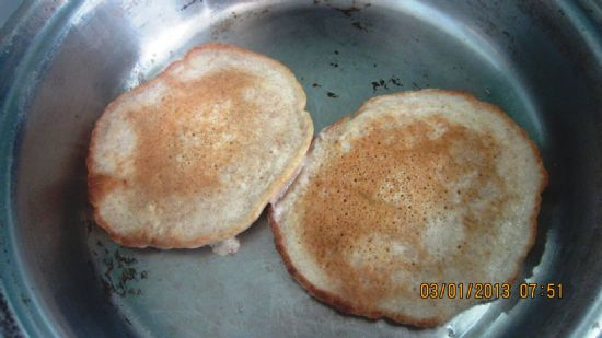Combo Grain Pancakes