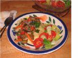 Eggplant Primavera