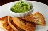 Green Pea And Chick Pea Hummus