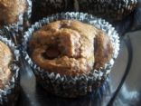 Low-Sugar Banana Muffins
