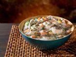 Crockpot Turkey Noodle Casserole