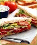 Weight Watchers Southwestern Turkey Sandwich