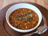 Lentil Cauliflower Stew