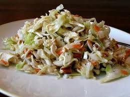 Asian Slaw w/ Ramen (from Annette)