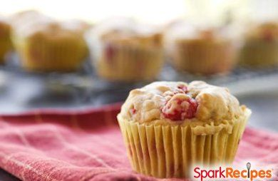 Better Berry Muffins