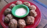 Easy and Delicious Turkey Meatballs